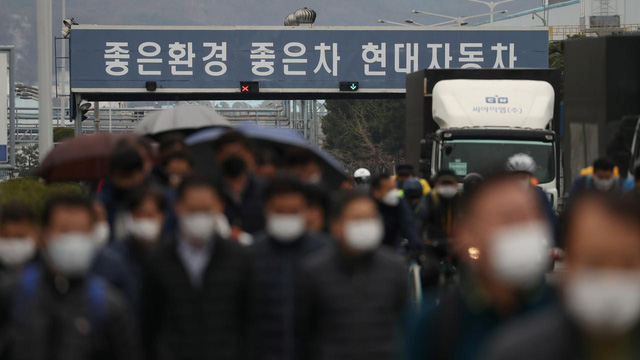 Công nhân dương tính với COVID-19, Hyundai gấp rút đóng cửa nhà máy