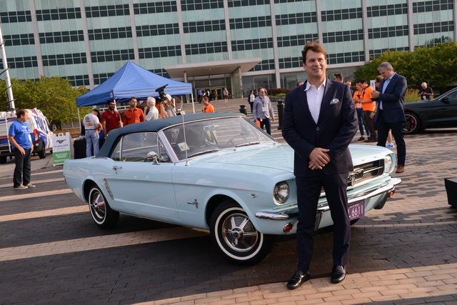 Giá trị thương hiệu Ford xuống thấp chưa từng có - Ảnh 1.