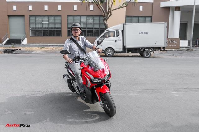 Đánh giá Honda ADV 150 ABS: Lựa chọn dành cho những người đã chán ngấy xe tay ga quốc dân SH - Ảnh 7.