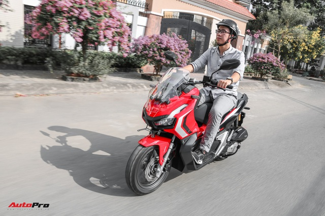 Đánh giá Honda ADV 150 ABS: Lựa chọn dành cho những người đã chán ngấy xe tay ga quốc dân SH - Ảnh 4.