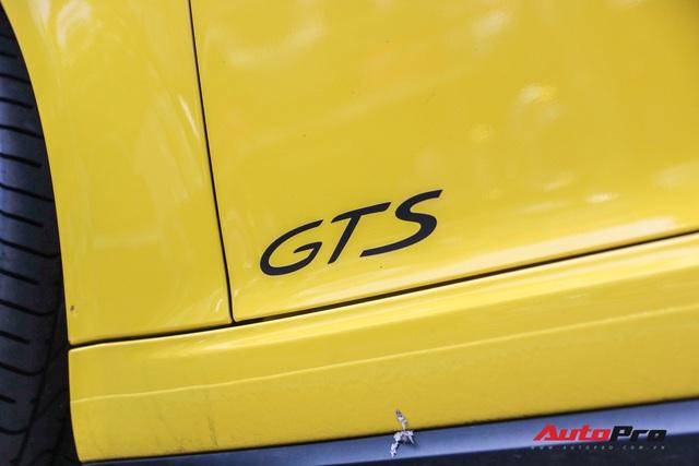 Bắt gặp Porsche 911 Carrera GTS vàng hành tung bí ẩn nhất Việt Nam - Ảnh 5.