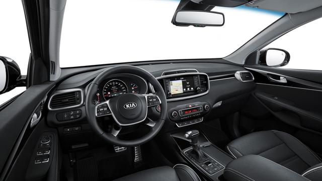 Kia Sorento 2020 'phiên bản Việt' sắp ra mắt, phả hơi nóng lên Hyundai Santa Fe - Ảnh 4.