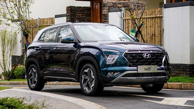 Sắp ra mắt Hyundai Creta đời mới - SUV chết yểu ở Việt Nam giờ như tiểu Palisade