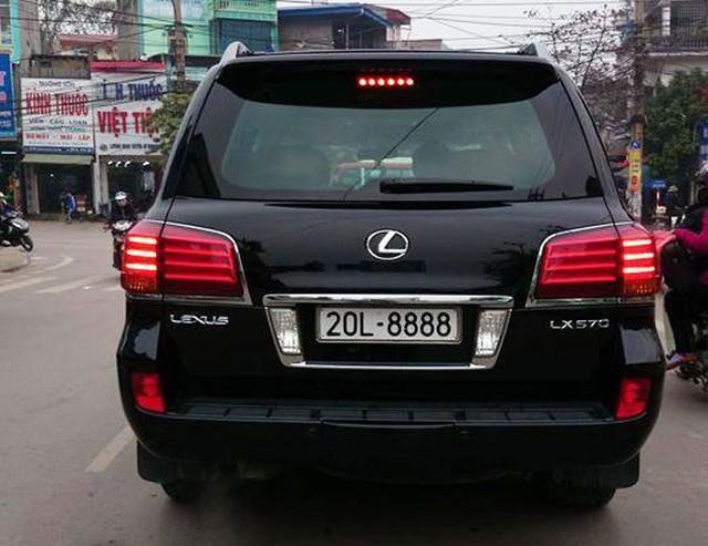 Chiêm ngưỡng những chiếc Lexus LX570 biển khủng tại Việt Nam - Ảnh 13.