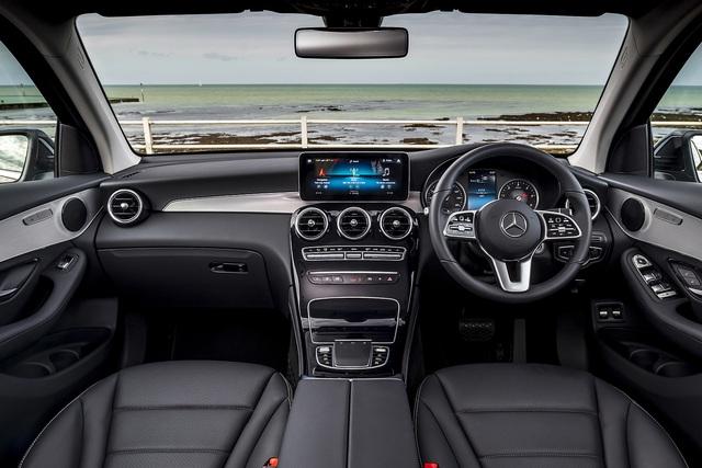Mercedes-Benz GLC 2020 lắp ráp nhận cọc tại Việt Nam: Nhiều trang bị mới, giá dự kiến từ 1,8 tỷ đồng, lấn lướt trước BMW X3 - Ảnh 4.