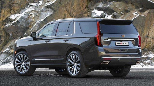 Những điều cần biết về xe nhà giàu Cadillac Escalade trước giờ G: Đối thủ nặng ký của Lexus LX570 - Ảnh 2.