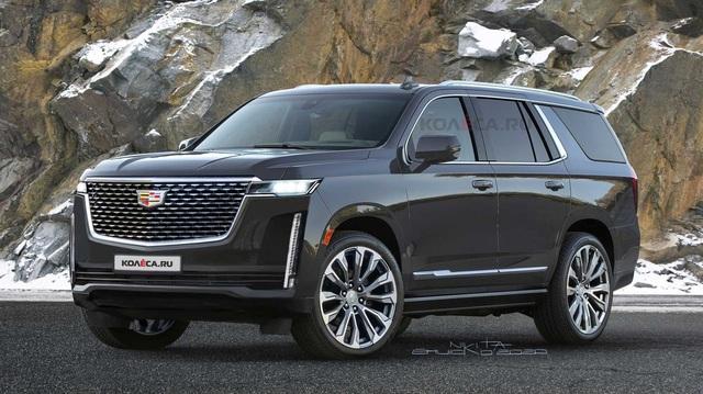 Những điều cần biết về 'xe nhà giàu' Cadillac Escalade trước giờ G: Đối thủ nặng ký của Lexus LX570