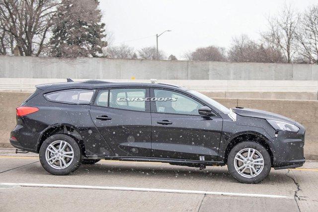 Ford Transit mới chạy thử nhưng thiết kế siêu dài, siêu dị mới đáng chú ý - Ảnh 2.