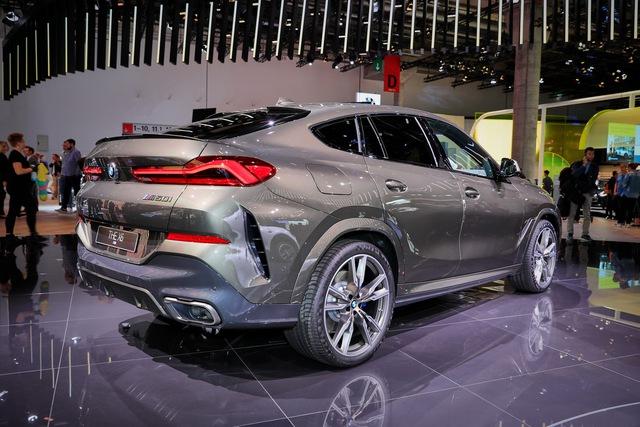 Đại lý bắt đầu nhận đặt cọc BMW X6 2020 - sức ép lớn cho Mercedes-Benz GLE Coupe tại Việt Nam - Ảnh 2.