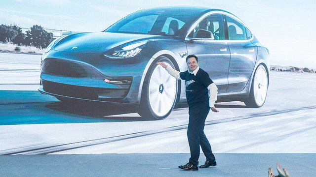 Có thể bạn không thích xe Tesla nhưng điều này sẽ khiến bạn giàu gấp 40 lần nhờ họ - Ảnh 1.