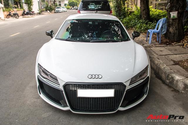 Đỉnh cao của độ xe là về zin, Audi R8 độ độc nhất Việt Nam trở về màu nguyên bản - Ảnh 3.