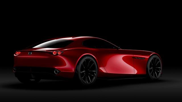Nước đi khó hiểu của Mazda: Hồi sinh series RX có nghĩa lý gì khi động cơ xoay không còn nữa? - Ảnh 1.
