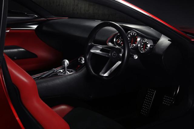 Nước đi khó hiểu của Mazda: Hồi sinh series RX có nghĩa lý gì khi động cơ xoay không còn nữa? - Ảnh 2.