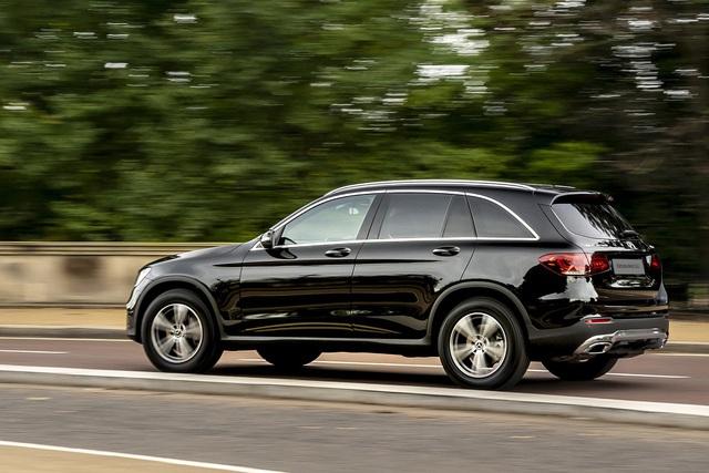 Mercedes-Benz GLC 2020 lắp ráp nhận cọc tại Việt Nam: Nhiều trang bị mới, giá dự kiến từ 1,8 tỷ đồng, lấn lướt trước BMW X3 - Ảnh 7.