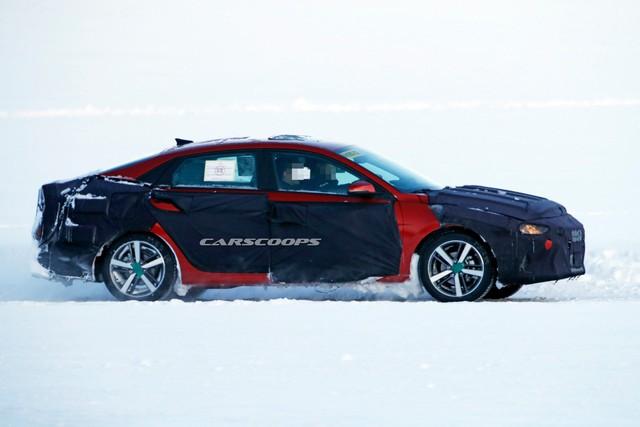 Được khen giống siêu xe, Hyundai Elantra còn sắp có phiên bản fake thể thao và hiệu suất cao - Ảnh 2.