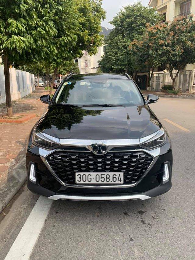 Bán SUV Trung Quốc BAIC X55 chỉ sau hơn 2.000 km, chủ xe chia sẻ: Dứt áo chia tay vợ - Ảnh 1.