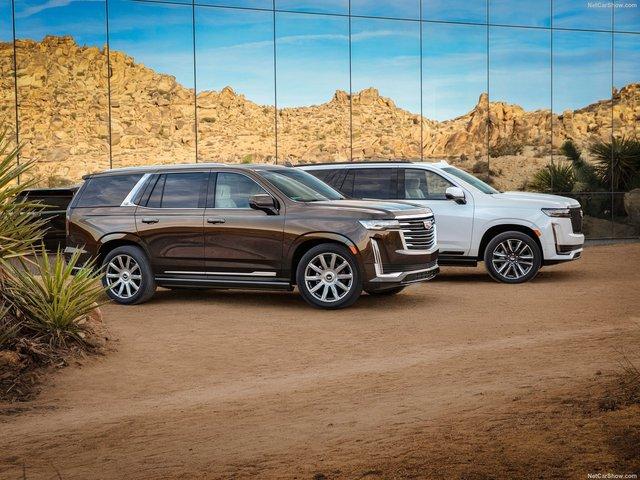 Xe khủng long Cadillac Escalade có thể thách thức BMW X7 M50i hay Mercedes-AMG GLS 63 bằng phiên bản này - Ảnh 1.