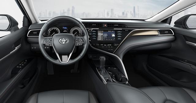 Ra mắt Toyota Camry S-Edition 2020 liều lĩnh nhất lịch sử  - Ảnh 4.