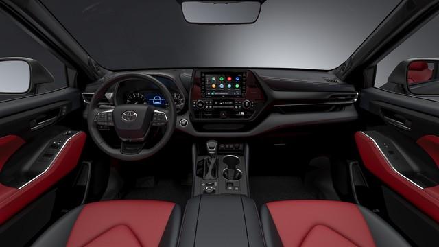 Toyota Highlander thêm phiên bản mới trông không khác gì Camry gầm cao, đối đầu Ford Explorer Sport vừa ra mắt - Ảnh 3.