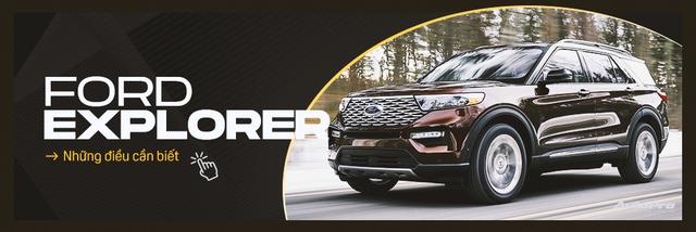 Ford Explorer 2020 chốt giá mọi phiên bản - Mốc tham khảo trước khi về Việt Nam - Ảnh 2.