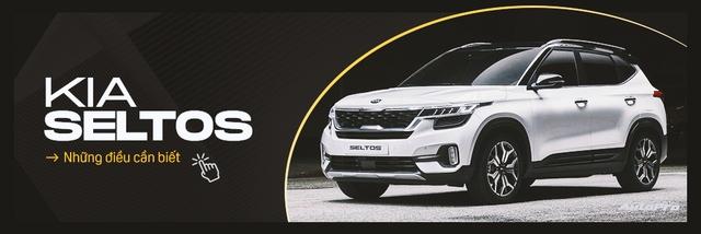 Xe hot Kia Sonet và Seltos 2021 ra mắt: Giá quy đổi từ 211 triệu đồng, thêm nhiều tính năng - Ảnh 4.