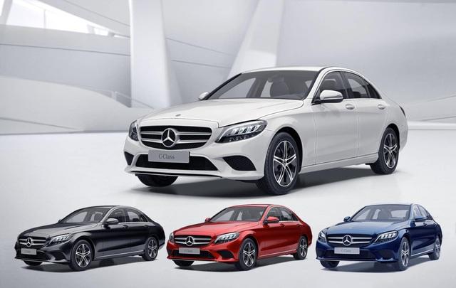 Lộ diện Mercedes-Benz C 180 'giá rẻ' sắp bán tại Việt Nam - Xe sang Đức cạnh tranh Toyota Camry, Honda Accord - Ảnh 1.