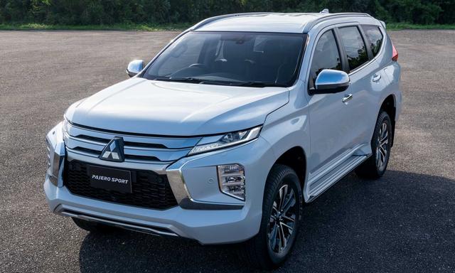 Mitsubishi Pajero Sport 2020 bất ngờ xuất hiện tại Việt Nam - Mẫu SUV hạng D đối đầu Toyota Fortuner và Ford Everest - Ảnh 2.