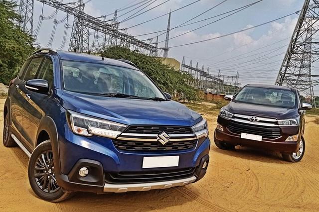 Những cơ hội và thách thức của Suzuki XL7 tại Việt Nam: Theo 'vết xe đổ' của Ertiga hay tạo 'cơn sốt' như Xpander? - Ảnh 4.