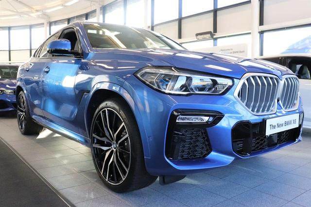 BMW X6 2020 có giá dự kiến hơn 4,6 tỷ đồng tại Việt Nam, nhanh chân khi Mercedes-Benz GLE Coupe mới chưa kịp về - Ảnh 1.