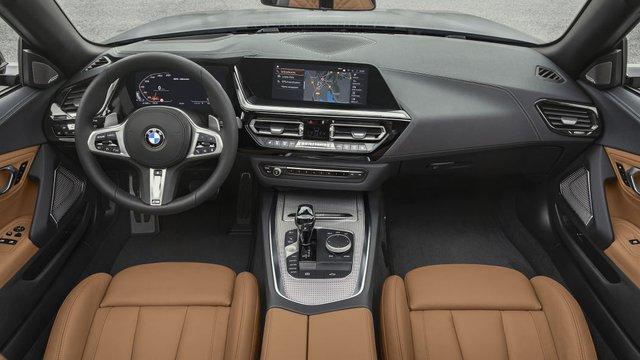 'Xe chơi' BMW Z4 2020 chính hãng chào nhà giàu Việt với giá khoảng hơn 3 tỷ đồng - Ảnh 4.