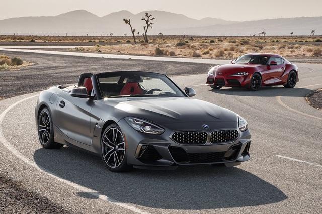 'Xe chơi' BMW Z4 2020 chính hãng chào nhà giàu Việt với giá khoảng hơn 3 tỷ đồng - Ảnh 2.