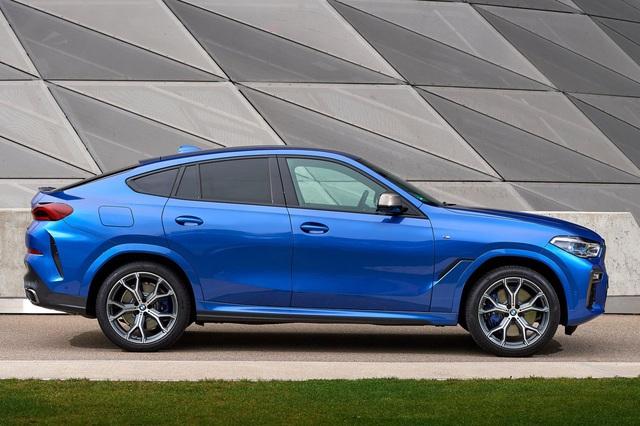 BMW X6 2020 có giá dự kiến hơn 4,6 tỷ đồng tại Việt Nam, nhanh chân khi Mercedes-Benz GLE Coupe mới chưa kịp về - Ảnh 3.