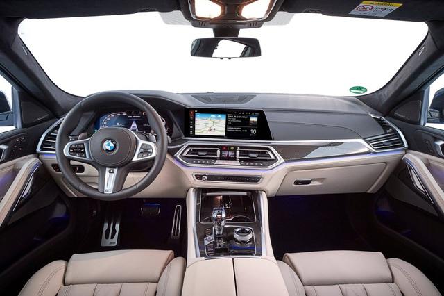 BMW X6 2020 có giá dự kiến hơn 4,6 tỷ đồng tại Việt Nam, nhanh chân khi Mercedes-Benz GLE Coupe mới chưa kịp về - Ảnh 4.
