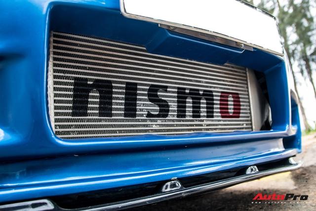 Nissan Skyline GT-R R34 - huyền thoại xe đua đường phố bất ngờ xuất hiện ở Việt Nam - Ảnh 5.