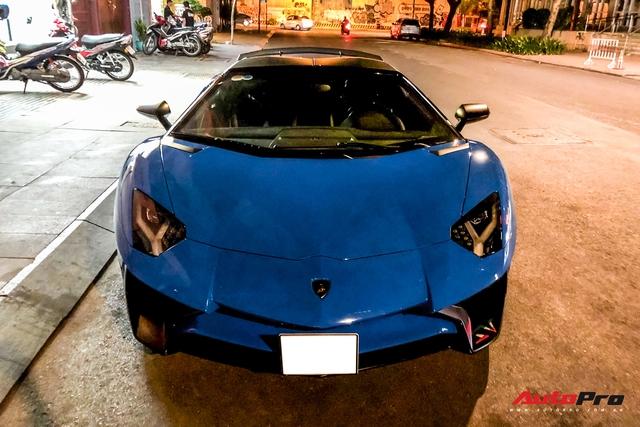 Những chi tiết độc nhất giúp Lamborghini Aventador SV Roadster trở thành siêu phẩm tại Việt Nam - Ảnh 3.