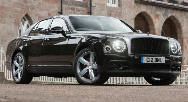 Bentley lý giải nguyên nhân khai tử Mulsanne, Rolls-Royce Phantom mất đối thủ - Ảnh 1.