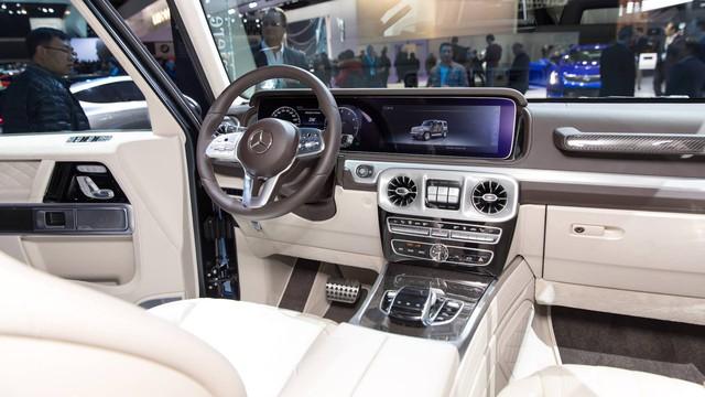 Mercedes-Benz G550 4x42 bất ngờ có thế hệ thứ 2 và đây là những tiết lộ đầu tiên - Ảnh 4.