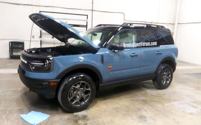 Đàn em Escape là Ford Bronco Sport có thể cho phép khách hàng tuỳ biến... lưới tản nhiệt? - Ảnh 2.