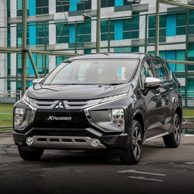 HOT: Tóm gọn Mitsubishi Xpander 2020 chạy thử tại Việt Nam, lộ nâng cấp mới đắt giá - Ảnh 4.