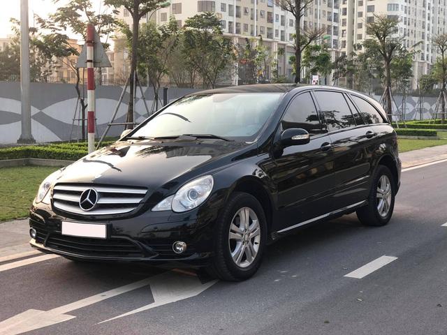 Bán xe gia đình Mercedes-Benz với giá rẻ hơn Mitsubishi Xpander gần 200 triệu đồng, chủ nhân khẳng định: Máy chưa từng bung ốc - Ảnh 5.