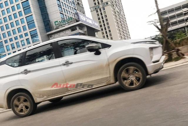 HOT: Tóm gọn Mitsubishi Xpander 2020 chạy thử tại Việt Nam, lộ nâng cấp mới đắt giá - Ảnh 5.