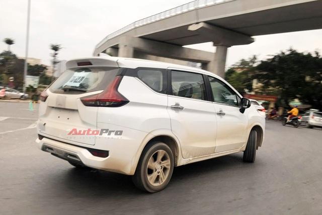 HOT: Tóm gọn Mitsubishi Xpander 2020 chạy thử tại Việt Nam, lộ nâng cấp mới đắt giá - Ảnh 6.