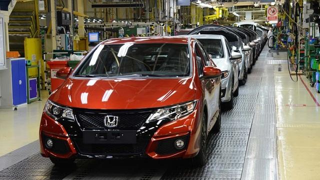 Công nghiệp ô tô toàn cầu bị bóp nghẹt bởi Covid-19 - Ảnh 2.