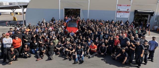 Tesla là thương hiệu xe điện số 1 toàn cầu, chạm ngưỡng doanh số 1 triệu xe - Ảnh 1.