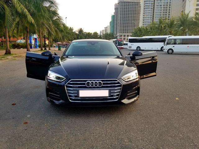 Sau 2 năm, Audi A5 APEC bất ngờ được thanh lý với giá rẻ hơn cả tỷ đồng - Ảnh 1.