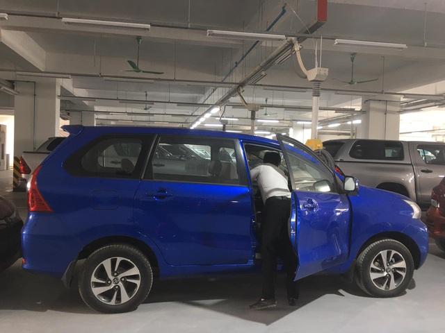 Đại lý chính hãng thanh lý Toyota Avanza AT giá 430 triệu đồng - xe 7 chỗ nhưng giá ngang VinFast Fadil - Ảnh 1.
