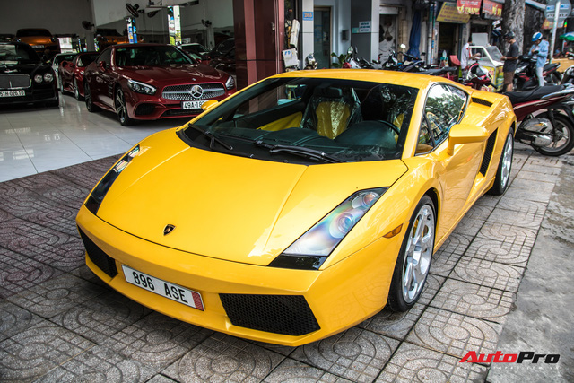 Lamborghini Gallardo từng gắn liền với tên tuổi Cường Đô-la bất ngờ xuất hiện trên phố Sài Gòn - Ảnh 6.