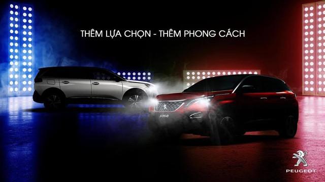 Peugeot 3008 và 5008 sắp thêm bản giá rẻ bớt trang bị tại Việt Nam, phả hơi nóng lên Tucson và Santa Fe - Ảnh 1.