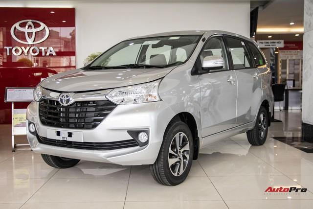 Đại lý chính hãng thanh lý Toyota Avanza AT giá 430 triệu đồng - xe 7 chỗ nhưng giá ngang VinFast Fadil - Ảnh 2.