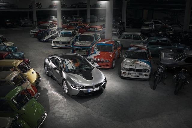 BMW i8: Xe thể thao chạy điện thành công nhất toàn cầu chính thức nói lời chia tay - Ảnh 2.